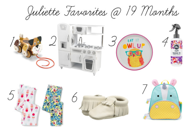 Juliette Favorites!