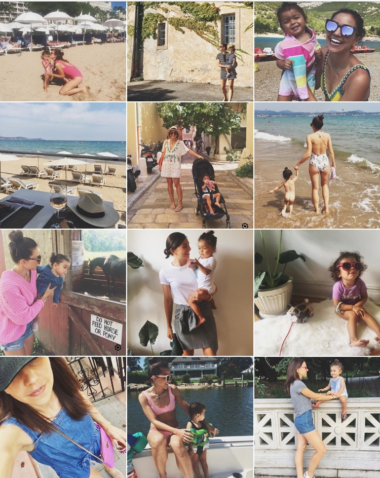 Instagram Photography + Feed Tips // #themomblogcollective week 3