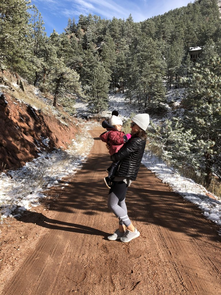 Family Hiking Trip in Boulder