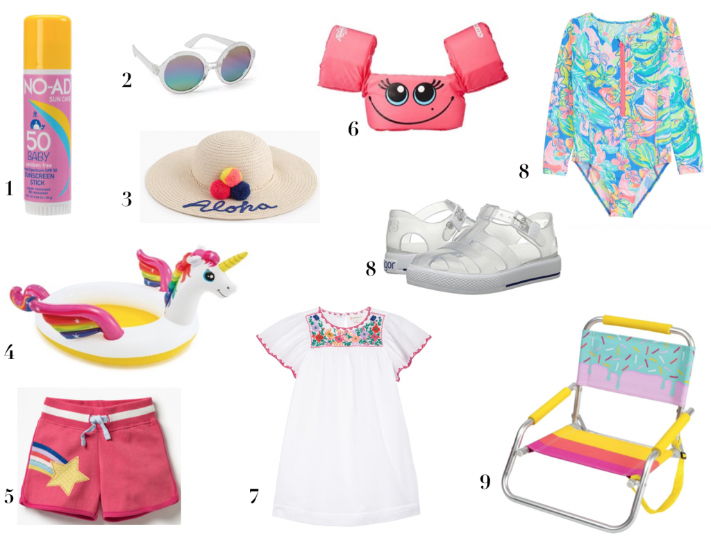 Everything Juliette Needs for Summer